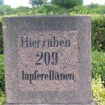 Grave og mindesten på Dybbøl Banke, fællesgrav