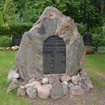 Grave og mindesten i Eckernförde, 27 Preussere
