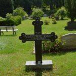 Grave og mindesten i Eckernförde, Johann Weruiae