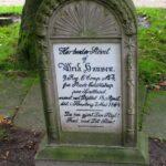 Grave og mindesten på Flensborg kirkegård, Ulrik Hansen 20 Maj 1864