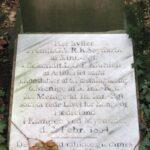 Grave og mindesten på Flensborg kirkegård, 31 danskere fra Mysunde