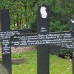 Grave og mindesten på Flensborg kirkegård, Hagemann og Braune, Mysunde