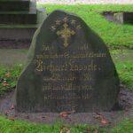 Grave og mindesten på Flensborg kirkegård, Richard Laporte
