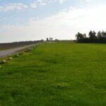 Kamppladsen ved Lundby, angrebsvejen