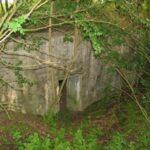 Intakte Bunkere fra Gl. Torsbjerg batteri, flankeringsbunker