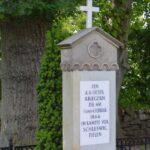 Grave og mindesten i Haddeby, æstrigere faldet 3 og 4 februar