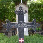Grave og mindesten i Haddeby, 36 danskere fra Dannevirke og Kongshøj