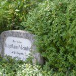 Grave og mindesten i Haddeby, kaptain Meinke