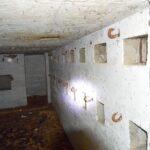Bunkere i Kalby plantage, køgekroge og små rum