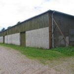 Zeppelinbasen i Tønder, flyhangar
