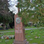 Grave Holmens kirkegård, major von Rosen