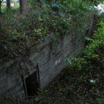 Bunkere i bakkerne over Hoptrup, mandskabsbunker