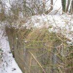 Bunkere i bakkerne over Hoptrup, observationsbunker