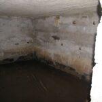 Sikringsstilling Nord, Bunkere i bakkerne over Hoptrup, mandskabsrum i observationsbunker