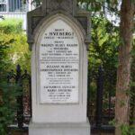 Grave på Garnisons kirkegård og mindesten, Oberst M.O.B. Hveberg 17-3