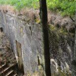 Store Borgbjerg, indgang til observationsbunker
