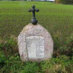 Grave og mindesten på Kær, Mindesten 16 preussiske faldne