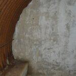 Rester af Skovby batteri, mandskavsrum kanon 1