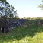 Rester af Skovby batteri, mandskabsrum kanon 3