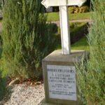 Grave og mindesten på Kolding kirkegård, calitchek