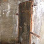 Lerskov batteri, rum i sanitetsbunker