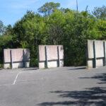 HAWK afskydningsplads i Højerup, parkområde