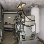 Luftforsvarets støttefunktioner, Nødgenerator i Ejbybrobunkeren