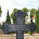 Grave og mindesten på Nybøl kirkegård, 5 preussiske faldne 18. april