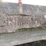 Pionerbroen ved Bevtoft indskrift