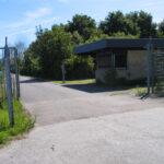 HAWK afskydningsplads i Højerup, vagten