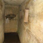 Bunkere på Pothøj, indgang til bunker