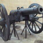 Artilleriet 1864, Preussisk 24 pund kanon
