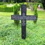 Grave på Rinkenæs kirkegård, 2 preussiske faldne
