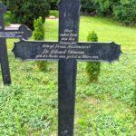 Grave på Rinkenæs kirkegård, Martin Pahl