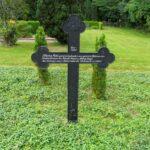 Grave på Rinkenæs kirkegård, dahlenburg