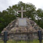 Monumenter ved Sankelmark, Østrigsk mindesmærke
