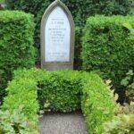 Grave på Garnisons kirkegård og mindesten, PRLT Emil Schau, Dybbøl