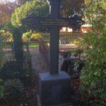 Grave og mindesten på Kolding kirkegård, SKLT Schmeling 3. marts