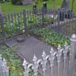 Grave Holmens kirkegård, Christian de Seue