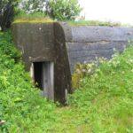 Rester af Skovby batteri, mandskabsbunker, Sikringsstilling Nord