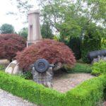 Grave og mindesten på Sct Maria kirkegård, Preussisk mindesmærke for Dybbøl og Als