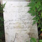 Grave og mindesten på Sct Maria kirkegård, dansk soldat