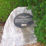 Grave og mindesten på Sct Maria kirkegård, Peter Veile Rieffestahl