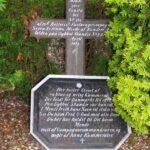Grave og mindesten på Sct Maria kirkegård, Søren Sørensen, skanse 8