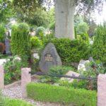 Grave og mindesten på Sct Maria kirkegård, mindesten over danske krigere