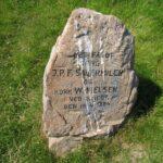 Mindesten i Dybbøl skanser, Sauermilch og Nielsen