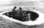Stevnsfortet, 40 mm. Bofors