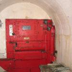 Stevnsfortets artilleri, ammunitionselevator i syd