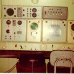 Sigerslev NIKE afskydningsplads, TTR og TRR control panel