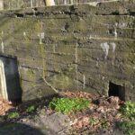 Toftlund, indgang til bunker